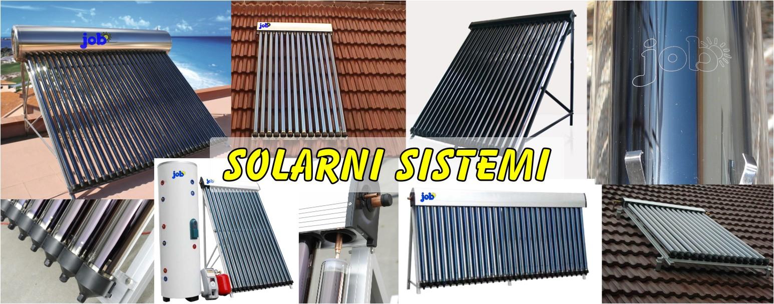 Job - solarni sistemi
